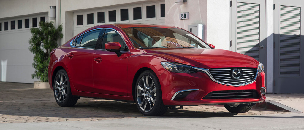 February Mazda6 Lease Special