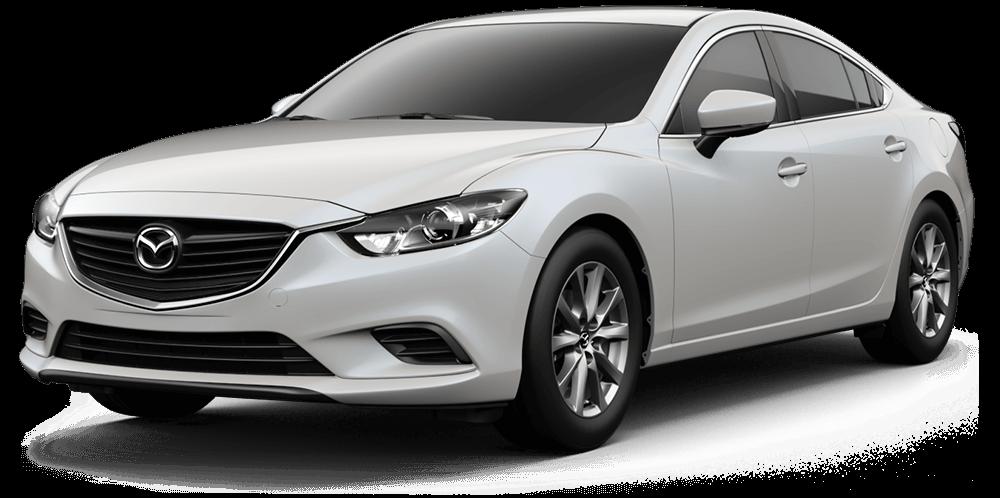 2017 Mazda6 White Model
