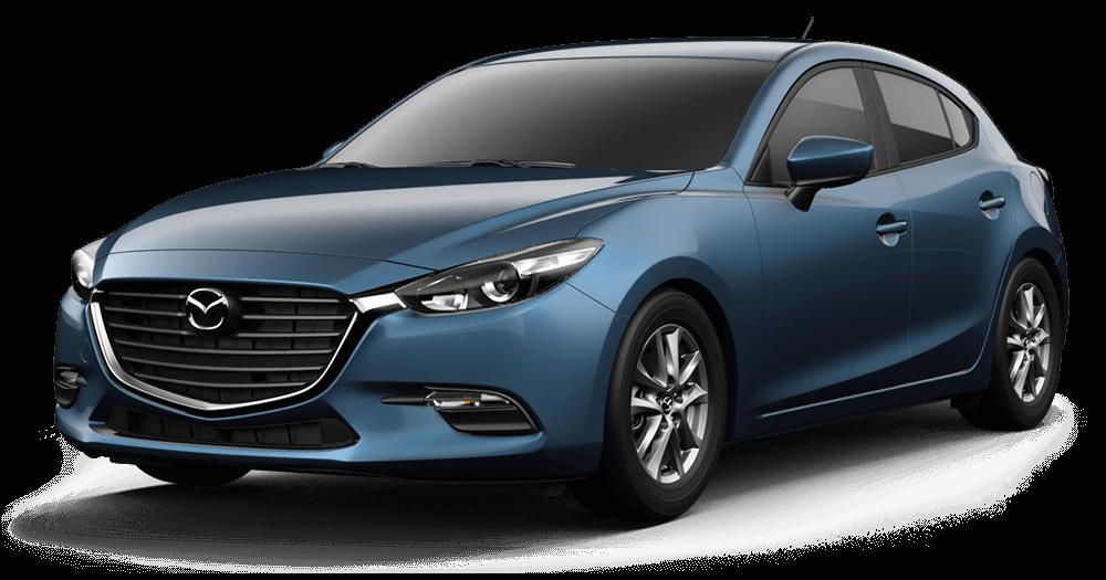 2017_Mazda3 Blue