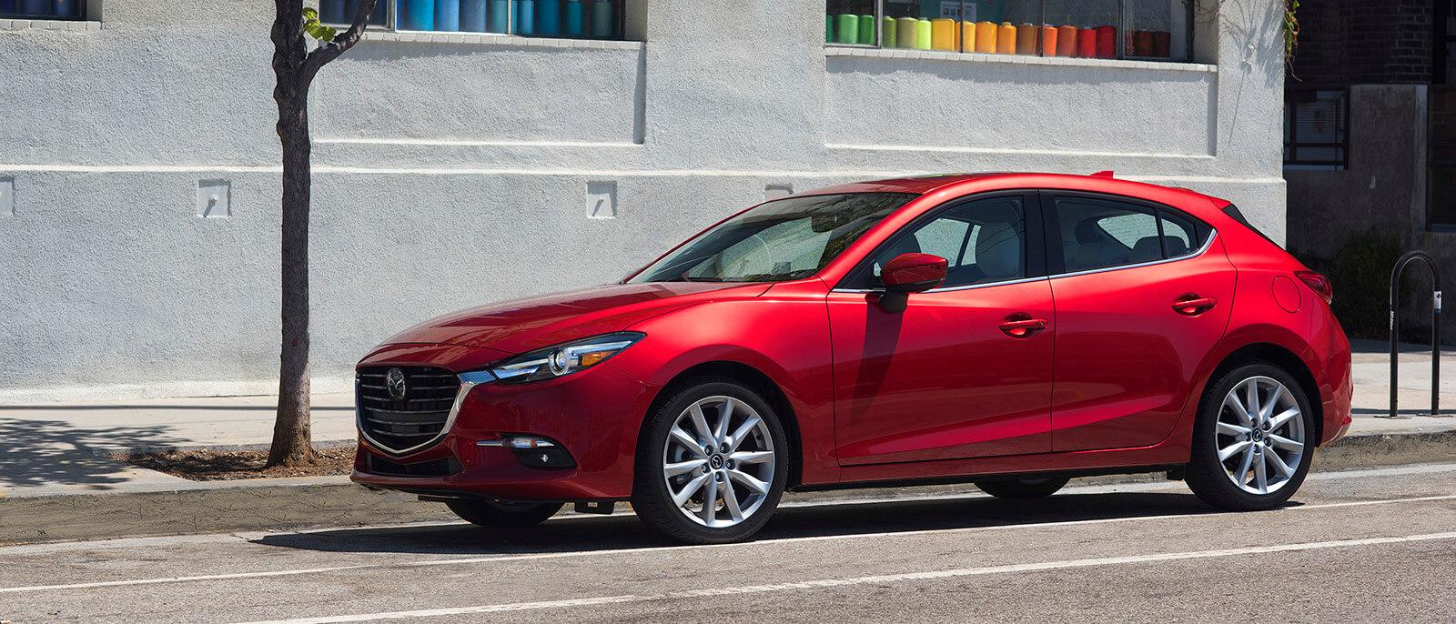 2017_Mazda3 Red