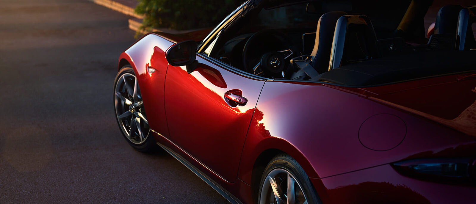 2016 Mazda MX-5 Miata Red