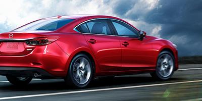 October Mazda6 Lease Special