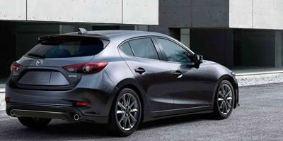 February Mazda3 Hatchback Lease Special