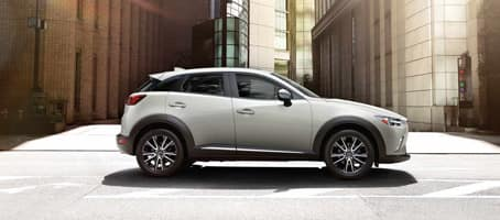 February CX-3 Lease Special