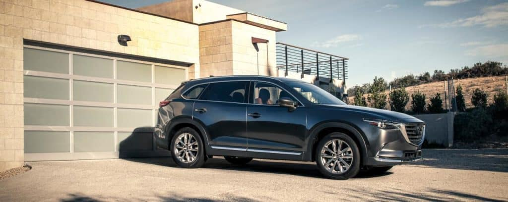 February CX-9 Lease Special