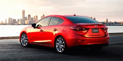 October Mazda3 Lease Special
