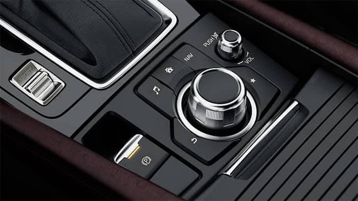 2018 Mazda3 Interior Features