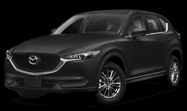 2019 Mazda CX-5 Black SUV