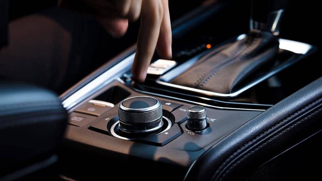 2019 Mazda CX-5 cpmmander control