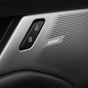 2020 Mazda3 Sedan Speaker