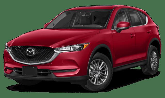 2019 Mazda CX-5 comparison thumbnail for 2020 model