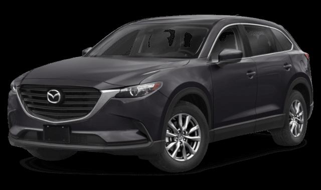 2019 Mazda CX-9 comparison thumbnail for 2020 model