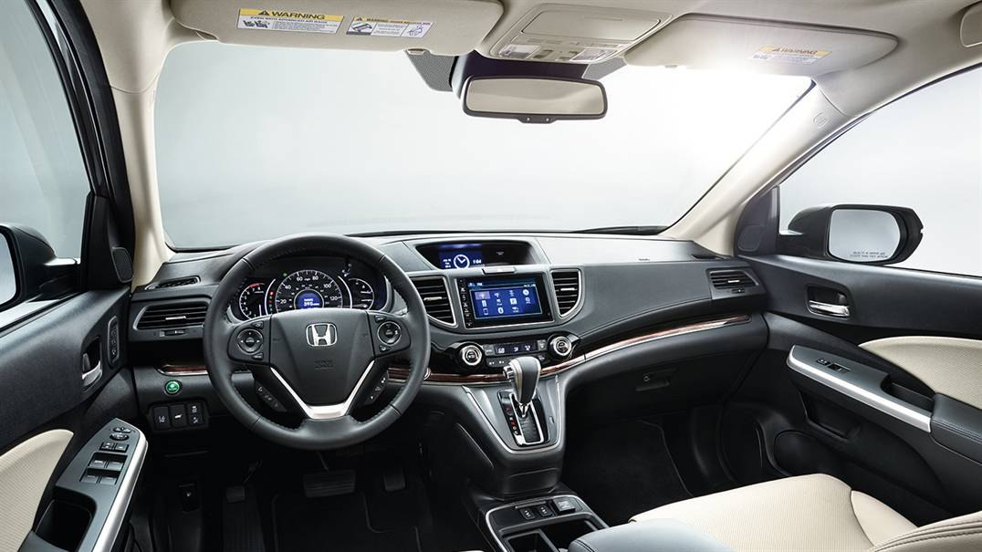Honda Dashboard