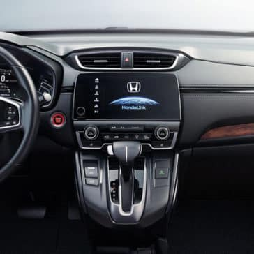 2018 Honda CR-V front interior
