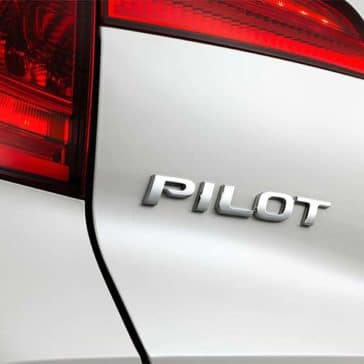 2018 Honda Pilot exterior up close
