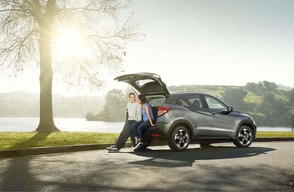 2018 Honda HR-V cargo