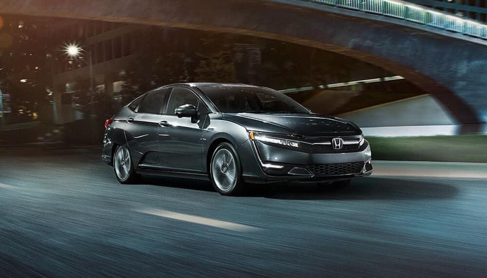 2018 Honda Clarity Plug-In Hybrid dark exterior
