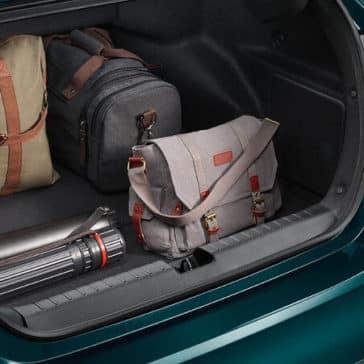 2018 Honda Clarity Plug-In Hybrid cargo space features