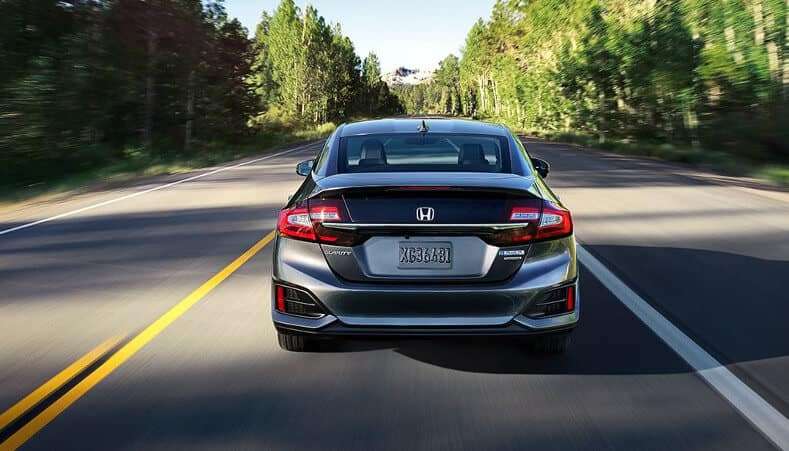 2018 Honda Clarity Plug-In Hybrid rear view