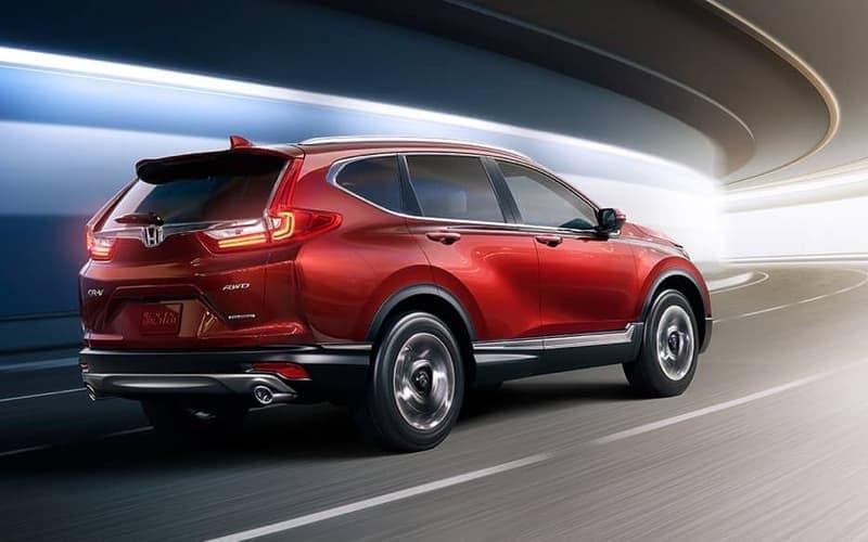 2018 Honda CR-V Performance