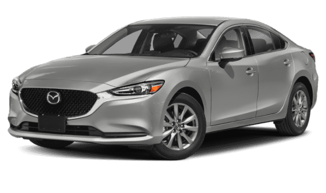 Silver 2019 Mazda6