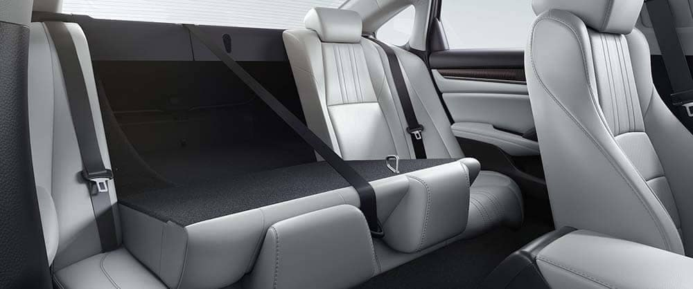 2020 Honda Accord Interior Space