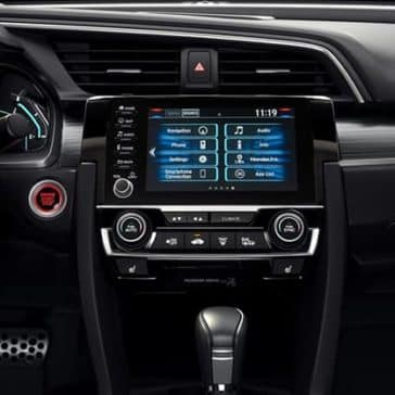 2020-Honda-Civic-Dash