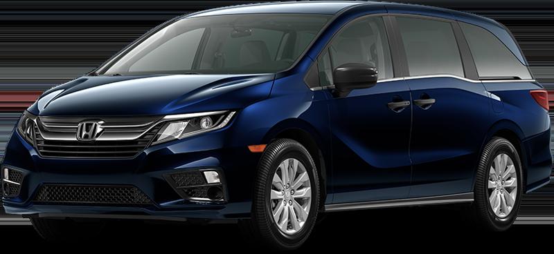 New 2020 Honda Odyssey LX CVT