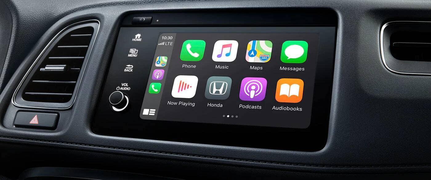 2020 Honda HR-V Technology