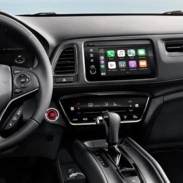 2020 Honda HR-V Dash