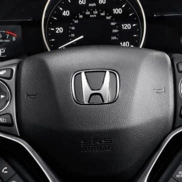 2020 Honda HR-V Steering Wheel