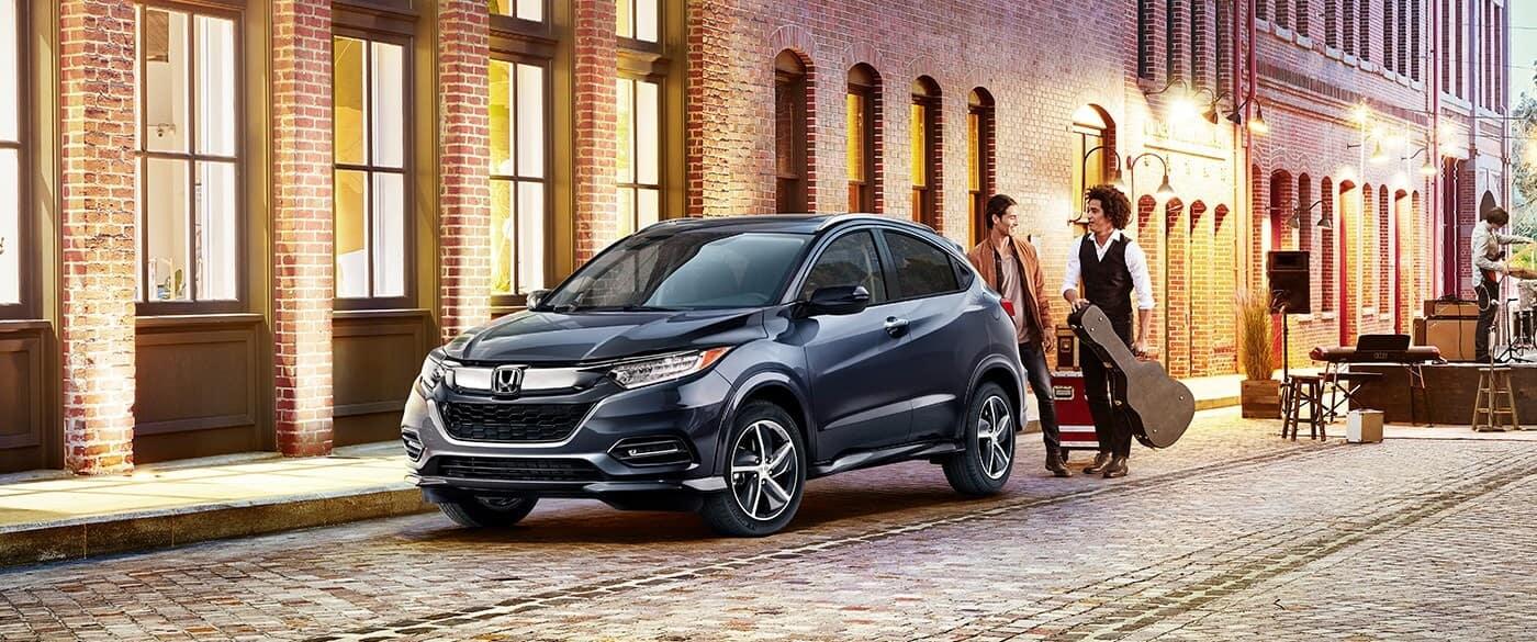 2020 Honda HR-V Parked