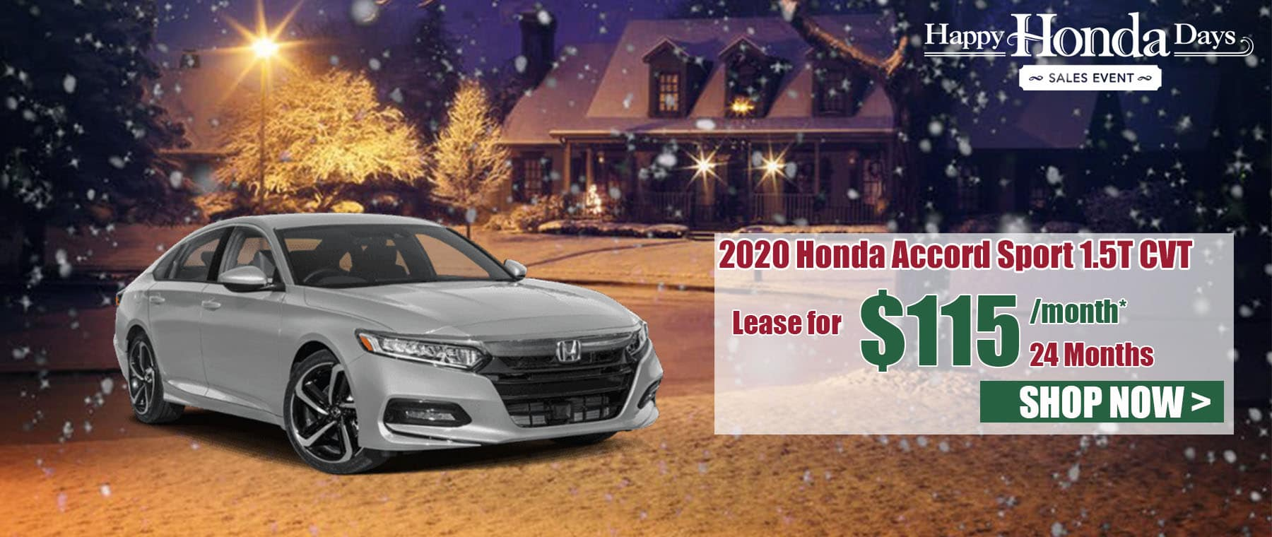 December 2020 Accord