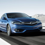 2017 Acura ILX Exterior Mountains