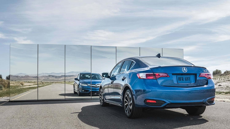 2017 Acura ILX Exterior Mirrors