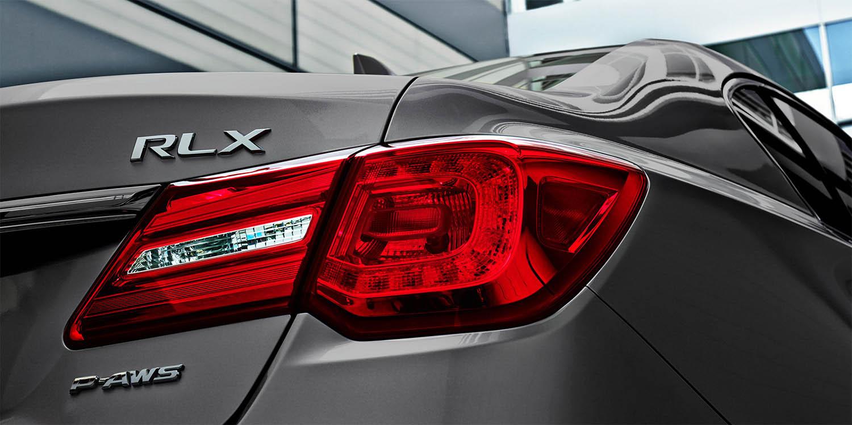 2016 Acura RLX Taillight