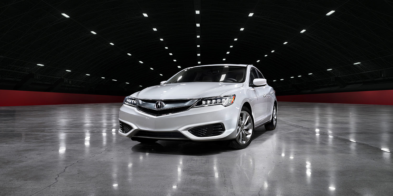 2017 Acura ILX Exterior Lights