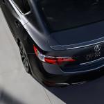 2017 Acura ILX Exterior Overhead Angle