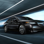 2017 Acura TLX Exterior Drive