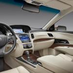2016 Acura RLX Interior Front Cabin