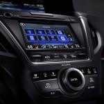 2017 Acura MDX On Demand Multi-Use Display