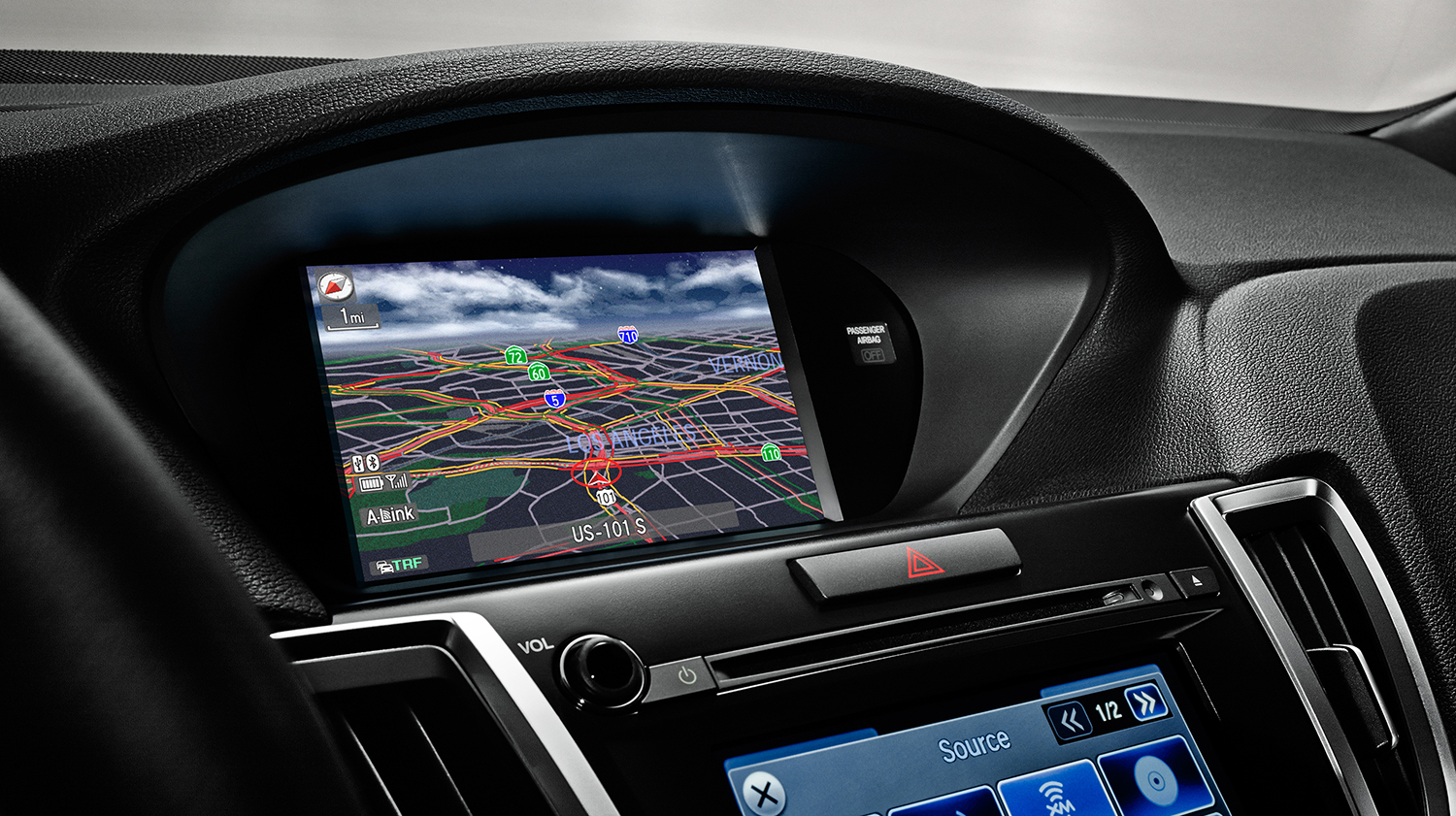 2017 Acura TLX Navigation System