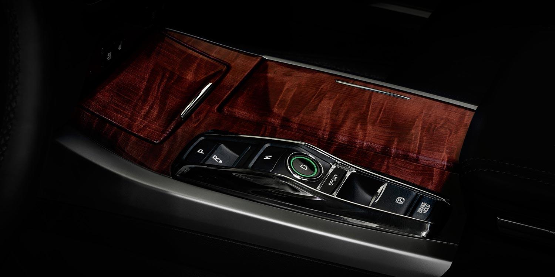 2016 Acura RLX Gear Selector