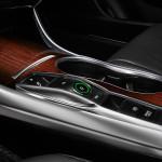 2017 Acura TLX Gear Selector