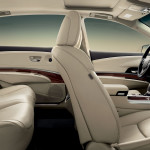 2016 Acura RLX Interior Seating