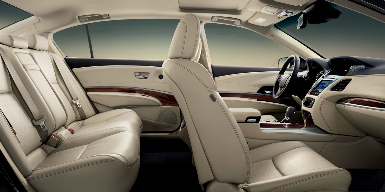 2016 Acura RLX Interior Seating