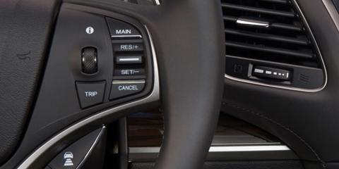 2016 Acura RLX Adaptive Cruise Control