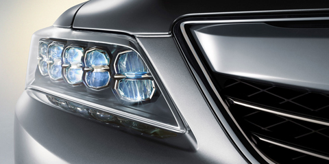 2016 Acura RLX Jewel Eye LED Headlights