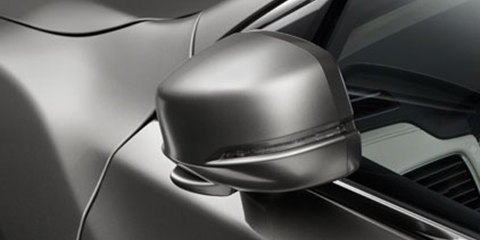 2016 Acura RLX Power Side Mirrors