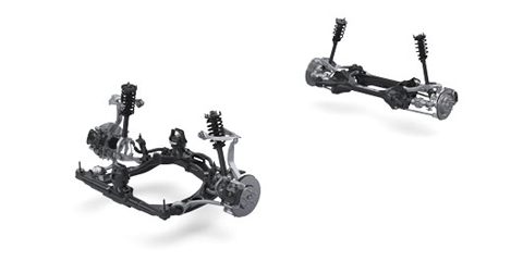 2016 Acura RLX Suspension